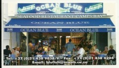 Ocean Blue - Camps Bay - Cape Town (Sud Africa)